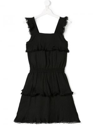 TEEN Wilma dress Little Remix. Цвет: черный