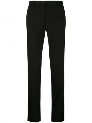 Durban классические брюки D'urban. Цвет: черный