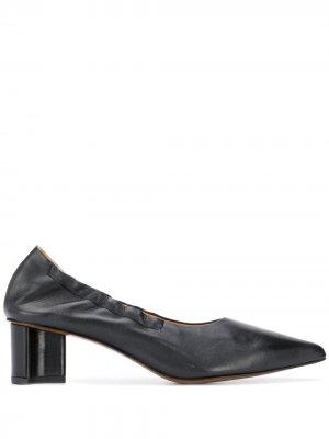 Туфли-лодочки Solal Clergerie. Цвет: черный
