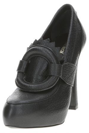 Туфли GIORGIO FABIANI. Цвет: черный