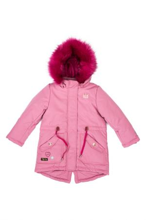 Куртка PlayToday. Цвет: светло-розовый
