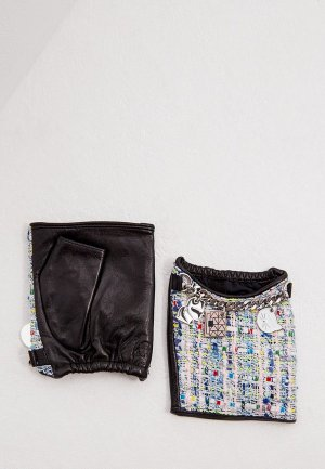 Митенки Karl Lagerfeld. Цвет: разноцветный