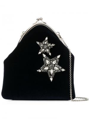 Muse shoulder bag Ca&Lou. Цвет: синий
