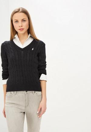Пуловер Polo Ralph Lauren. Цвет: черный