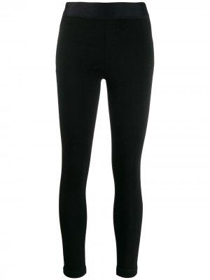 Легинсы-джинсы J Brand. Цвет: черный