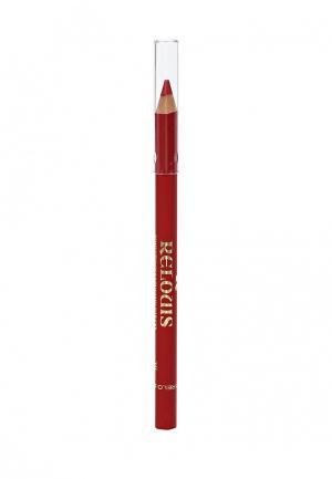 Карандаш для губ Relouis. Цвет: красный