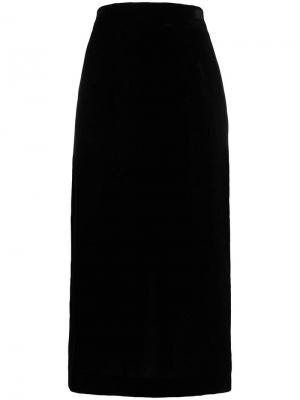 Knitted pencil skirt Ports 1961. Цвет: черный