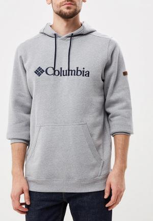 Худи Columbia. Цвет: серый