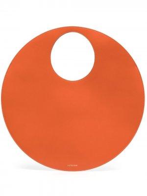 LAutre Chose сумка в двух тонах L'Autre. Цвет: оранжевый