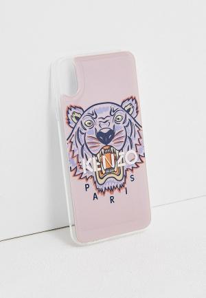 Чехол для телефона Kenzo. Цвет: розовый