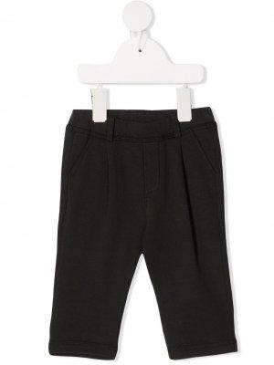 Спортивные брюки прямого кроя Zhoe & Tobiah. Цвет: серый
