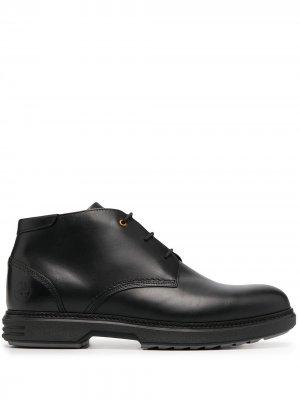 Лакированные ботинки дерби Timberland. Цвет: черный