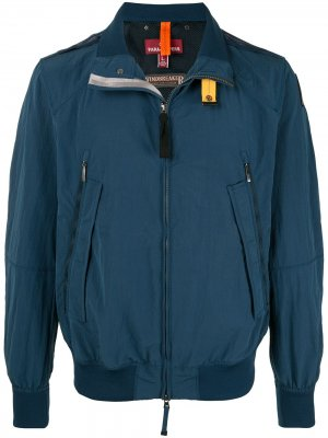 Легкая куртка на молнии Parajumpers. Цвет: синий