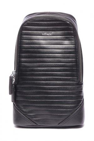 Рюкзак Vitacci. Цвет: черный