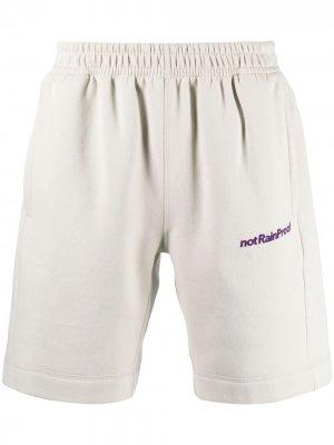 Спортивные шорты NotRainProof Styland. Цвет: нейтральные цвета