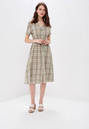 Платье Sweewe. Цвет: зеленый