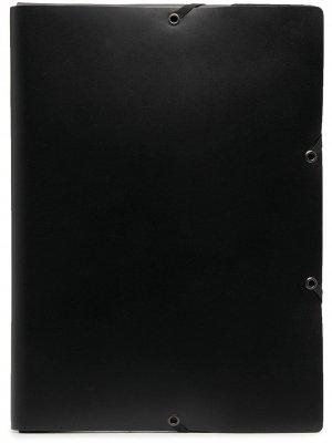 Папка N°025 для бумаг формата A4 Isaac Reina. Цвет: черный