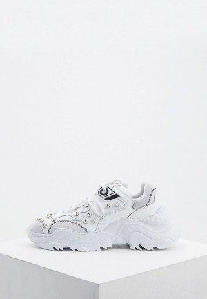 Кроссовки N21. Цвет: белый
