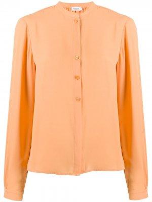 Блузка Adele на пуговицах Filippa K. Цвет: оранжевый