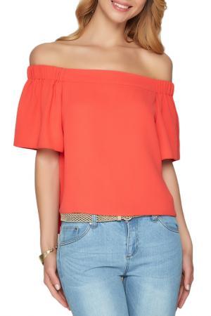 Блузка CONCEPT CLUB. Цвет: оранжевый
