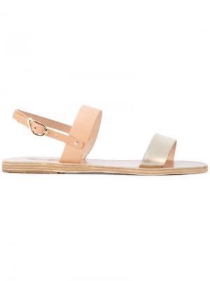 Сандалии Clio Ancient Greek Sandals. Цвет: нейтральные цвета