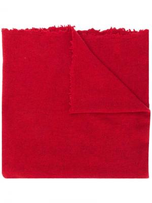 Шарф Bufanda Altea. Цвет: красный