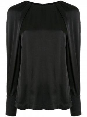 Блузка Paloma Rebecca Vallance. Цвет: черный