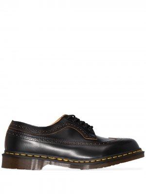 Броги Vintage 3989 Dr. Martens. Цвет: черный