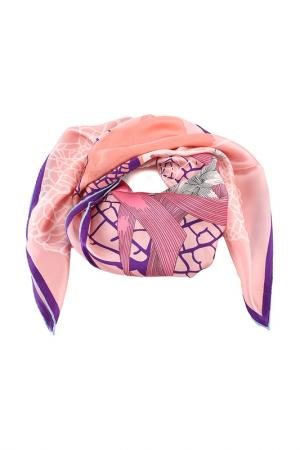Платок MOLTINI. Цвет: розовый