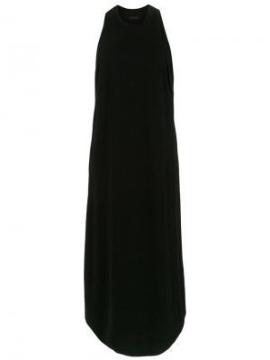 Midi dress Osklen. Цвет: черный