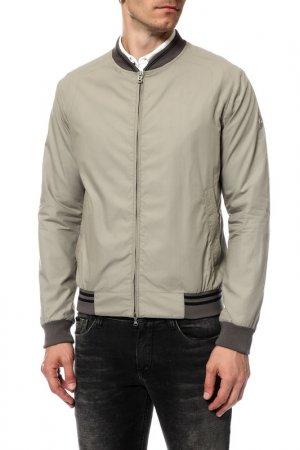 Куртка BOGNER. Цвет: серый
