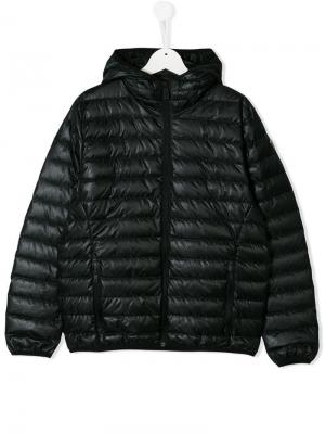 TEEN hooded padded jacket Ciesse Piumini Junior. Цвет: черный
