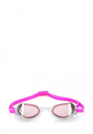 Очки для плавания adidas Performance. Цвет: розовый