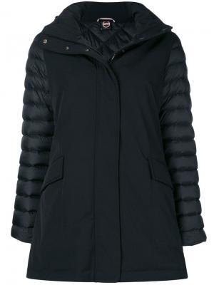 Куртка панельного дизайна Colmar. Цвет: черный
