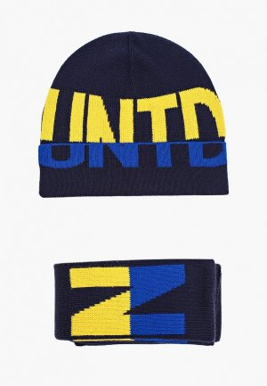 Комплект United Colors of Benetton. Цвет: синий