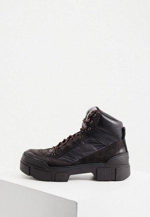 Ботинки Vic Matie. Цвет: черный