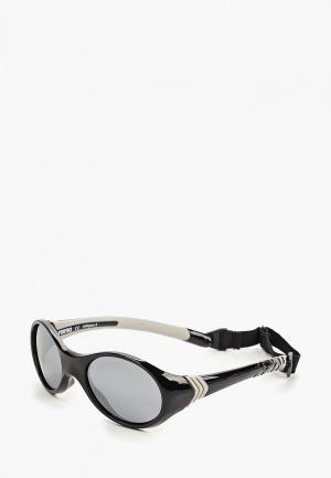 Очки солнцезащитные Reima. Цвет: черный