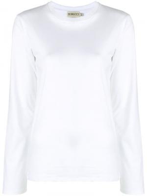 Cherub long sleeved T-shirt Fiorucci. Цвет: белый