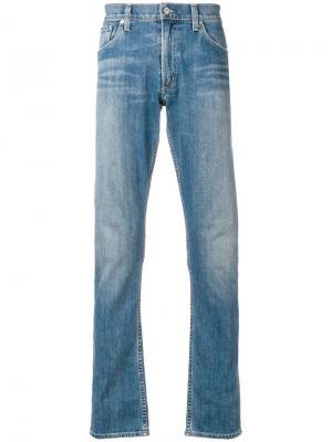 Regular jeans Citizens Of Humanity. Цвет: синий