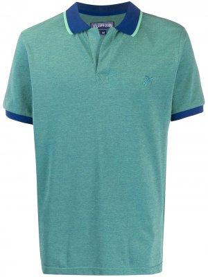 Рубашка поло Vilebrequin. Цвет: зеленый