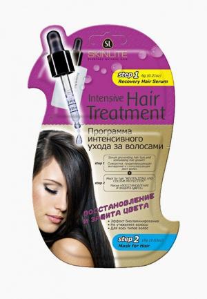 Набор для ухода за волосами Skinlite. Цвет: прозрачный