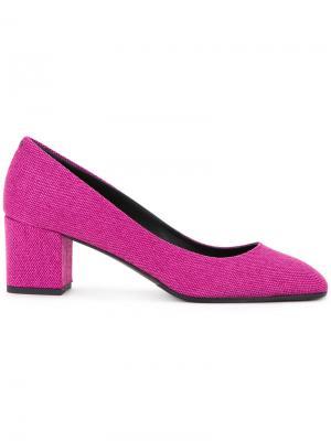 Туфли Blake Aeyde. Цвет: розовый и фиолетовый