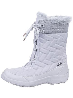 Ботинки Alpine PRO. Цвет: серый