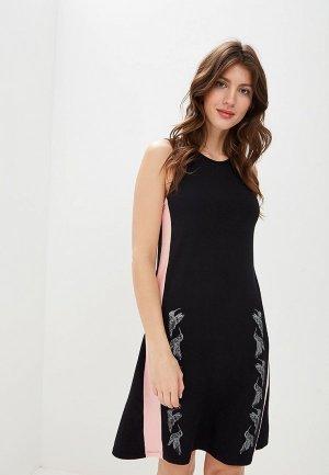 Платье Grishko. Цвет: черный