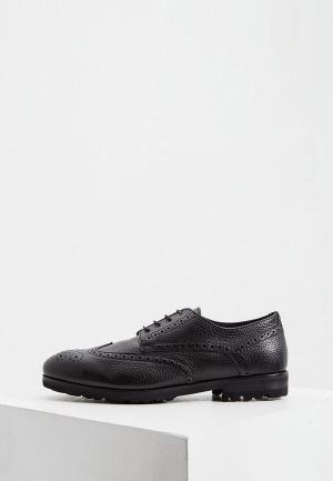 Туфли Principe di Bologna. Цвет: черный