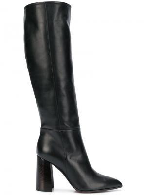 Knee-length heel boots Deimille. Цвет: черный