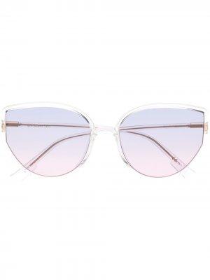 Солнцезащитные очки SoStellaire4 Dior Eyewear. Цвет: нейтральные цвета