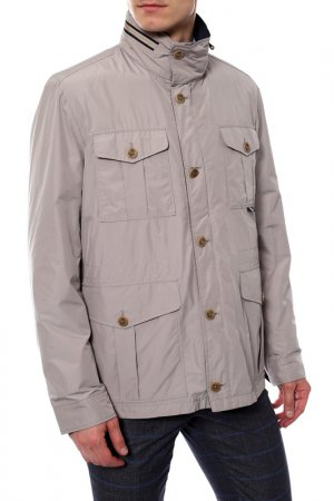 Куртка MARINA YACHTING. Цвет: бежевый