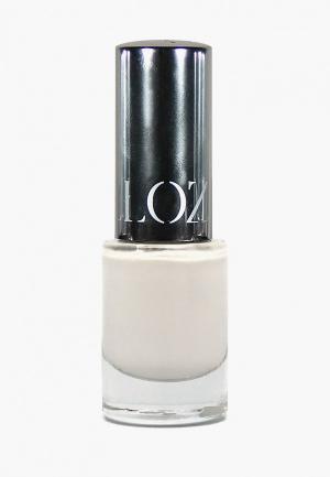 Лак для ногтей Yllozure. Цвет: белый
