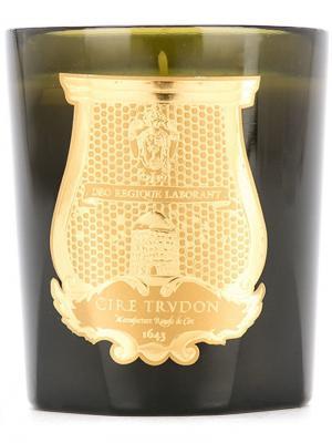 Свеча Ottoman Cire Trudon. Цвет: зеленый